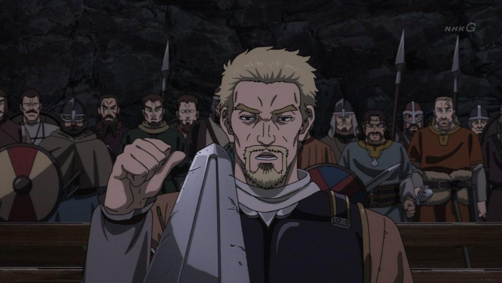 Askeladd y sus hombres