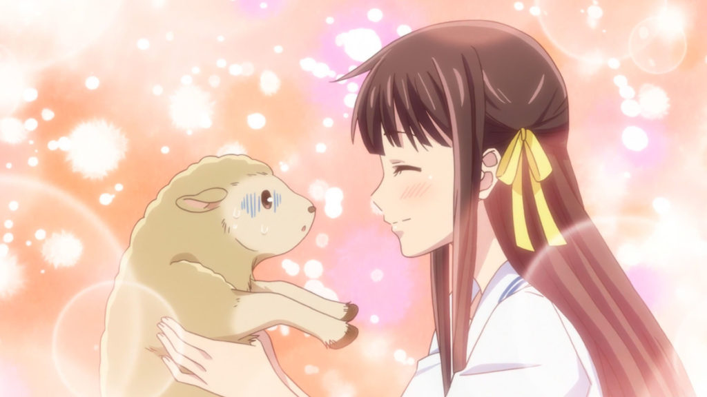 Fruits Basket capítulo veinte