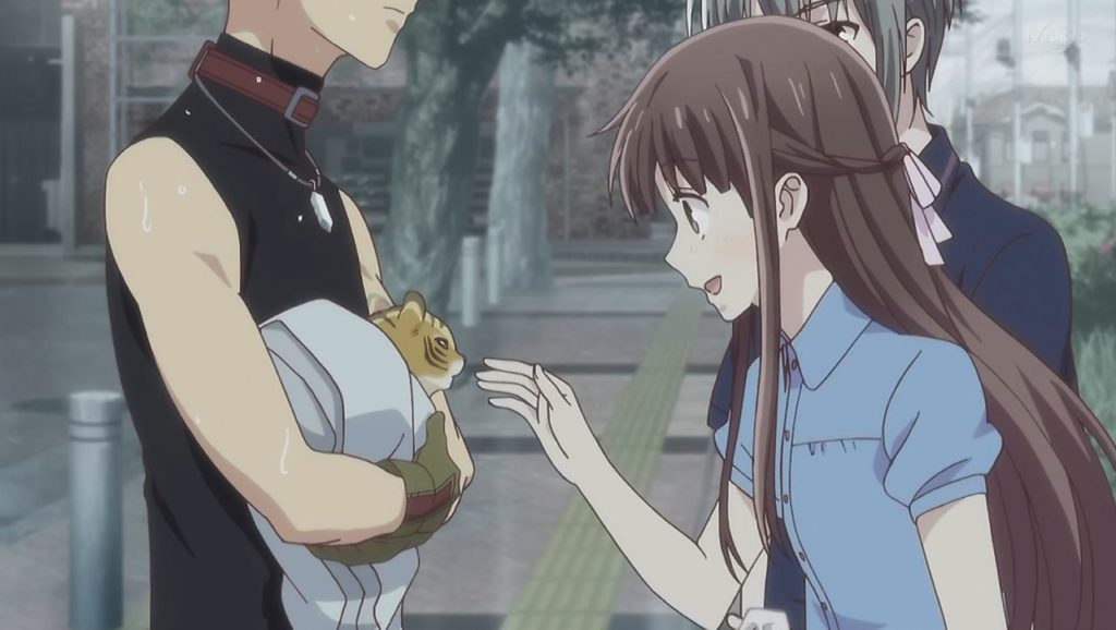 Fruits Basket capítulo dieciocho