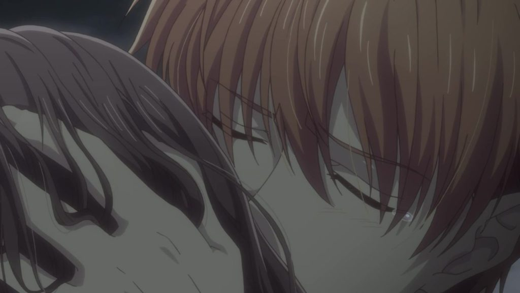 Fruits Basket capítulo veinticuatro