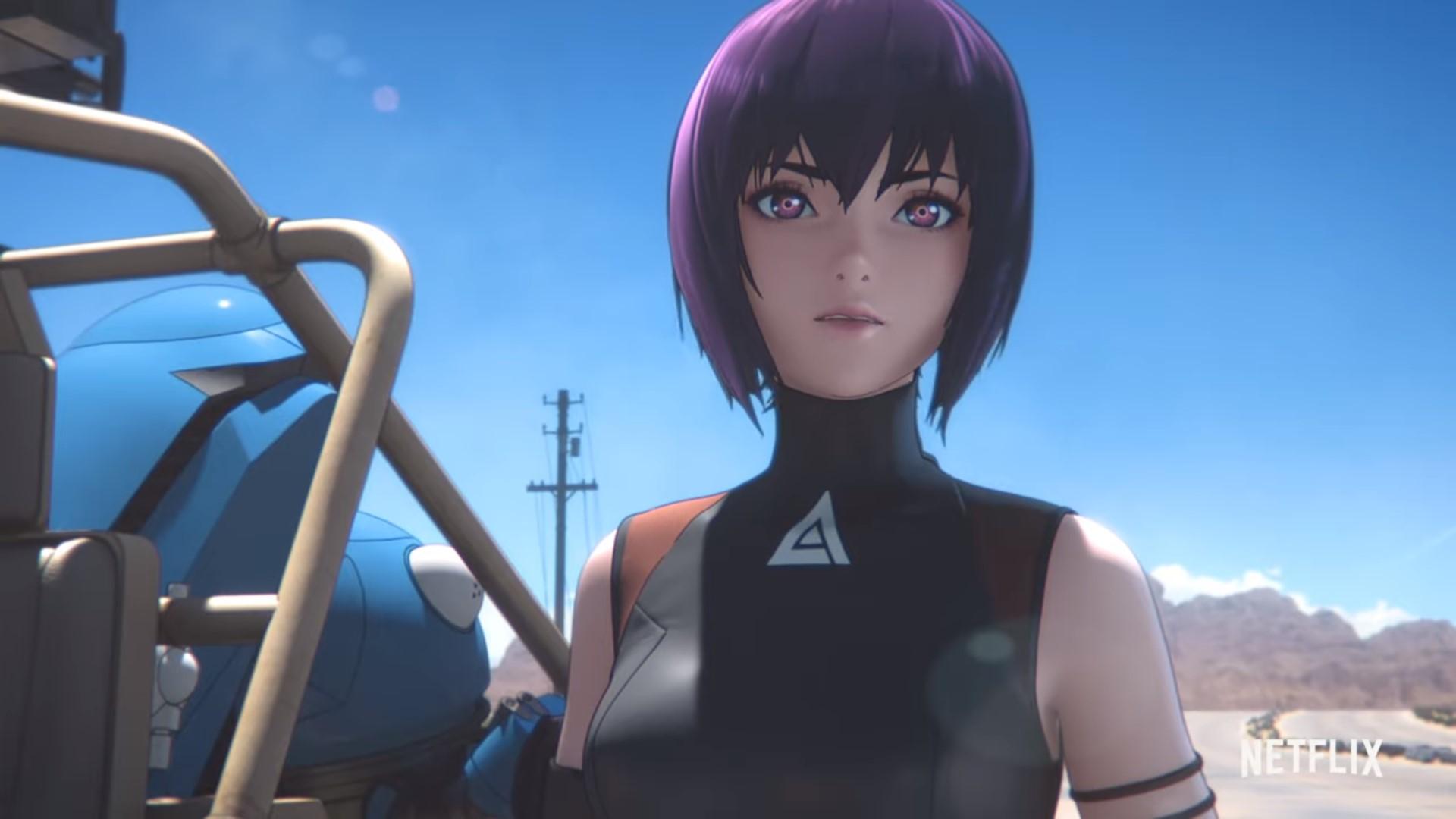 Mili interpretará el ending del anime Ghost in the Shell: SAC_2045