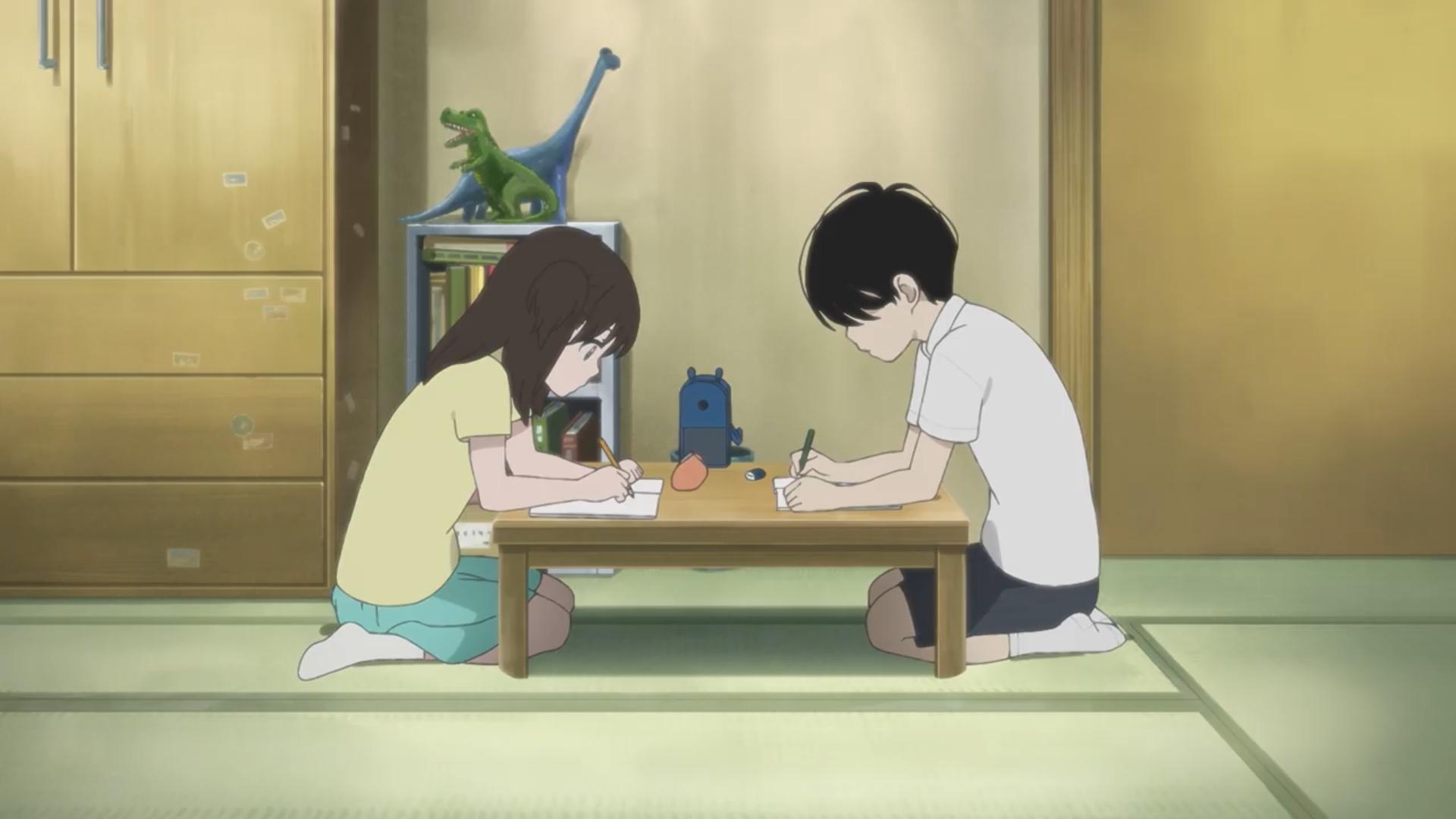 El anime Dōnika Naru Hibi se estrenará en mayo