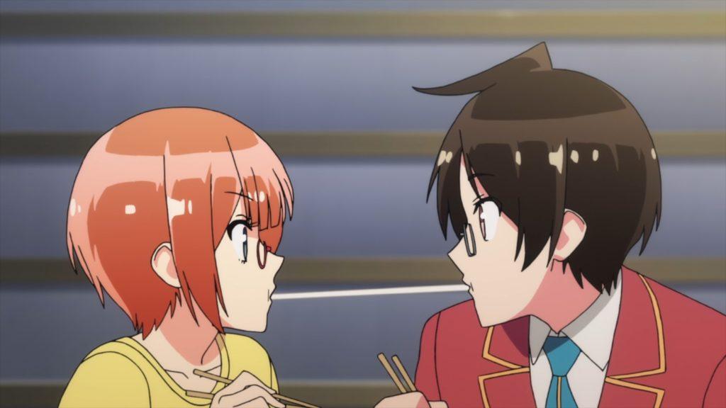Bokutachi wa Benkyou ga Dekinai 2 - Capítulo final