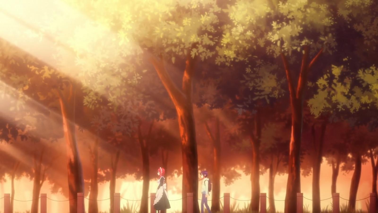 Hatena☆Illusion - Capítulo 1