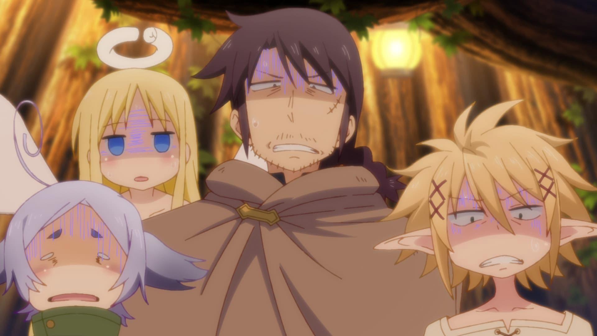 El anime Ishuzoku Reviewers de nuevo en problemas