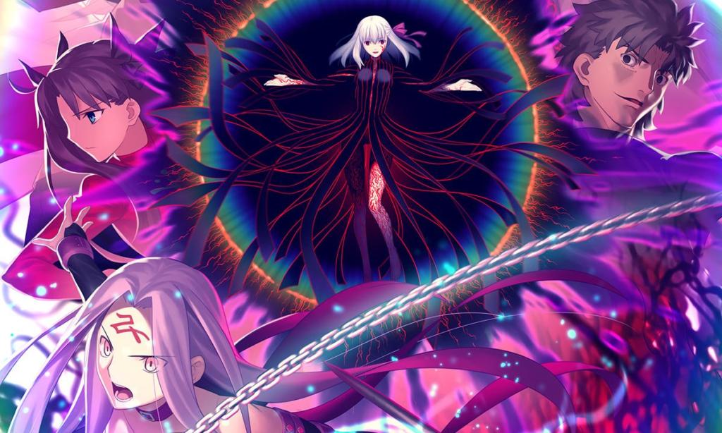 Se reveló un nuevo visual para la pelicula Fate/Stay Night: Heaven's Feel III. Spring Song