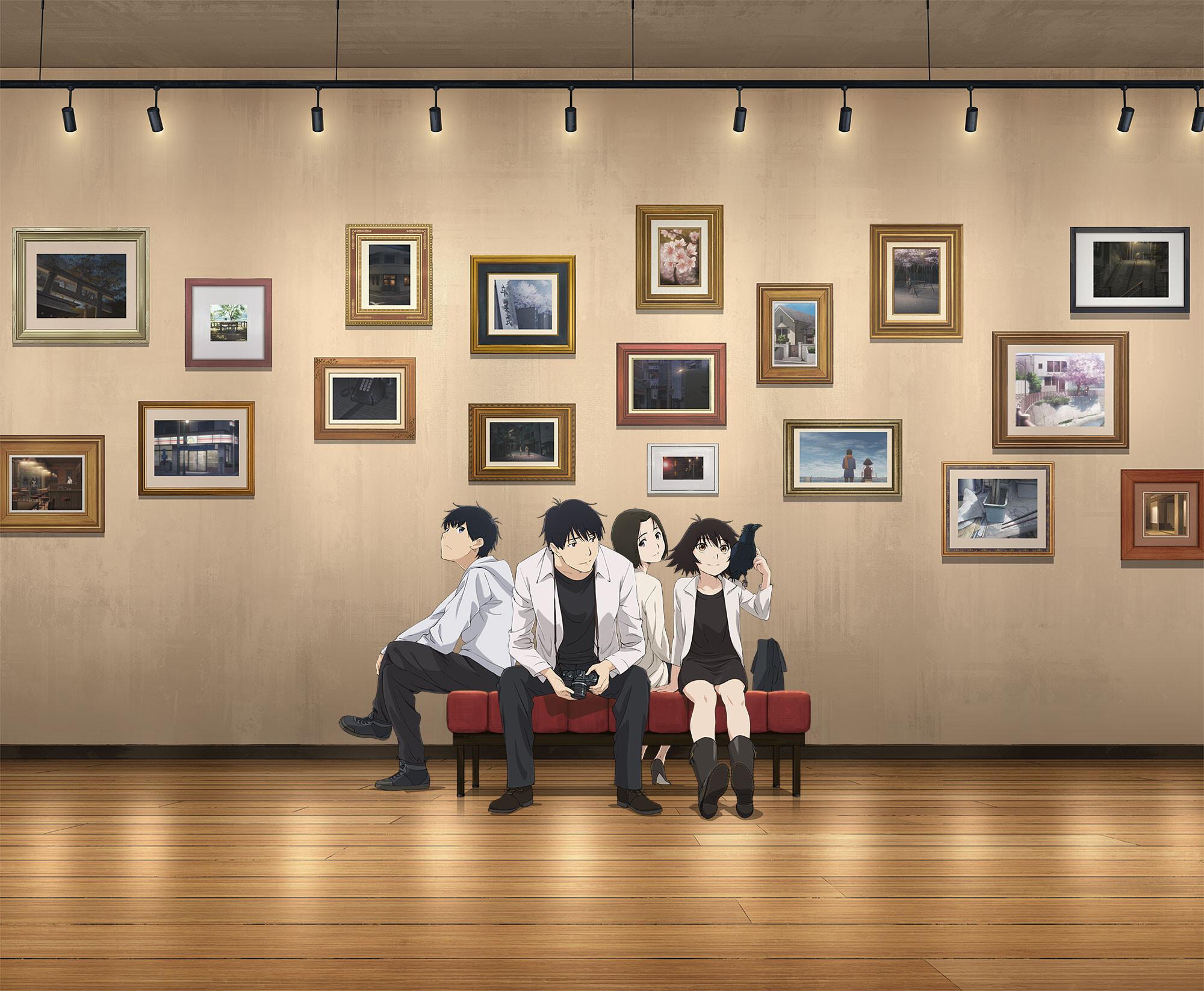 Revelan nuevos miembros del elenco para el anime Yesterday wo Utatte