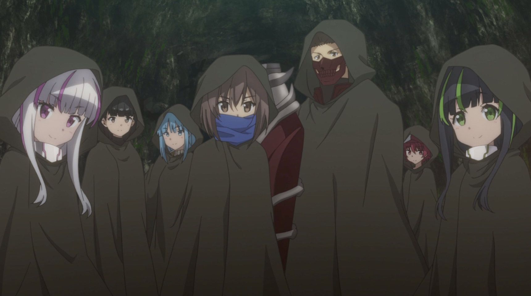 Itai no wa Iya nano de Bougyoryoku ni Kyokufuri Shitai to Omoimasu - Capítulo 9