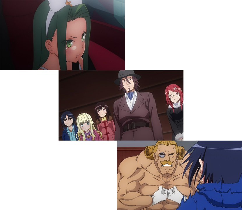 Hatena☆Illusion - Capítulo 10