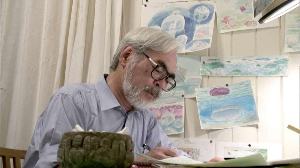 Hayao Miyazaki - Episodio 1 del documental