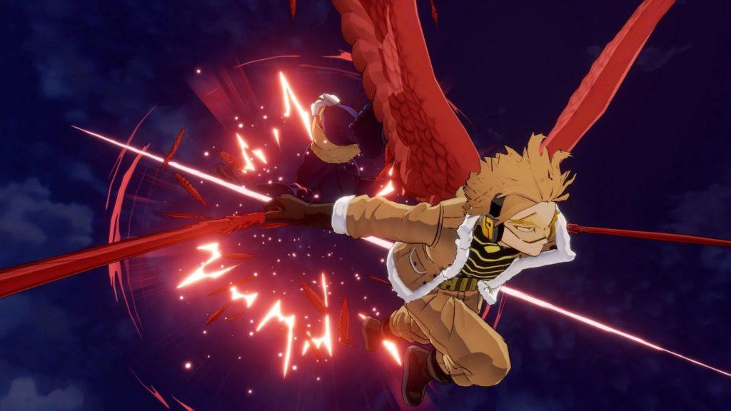 My Hero One's Justice 2 - Hawks 02