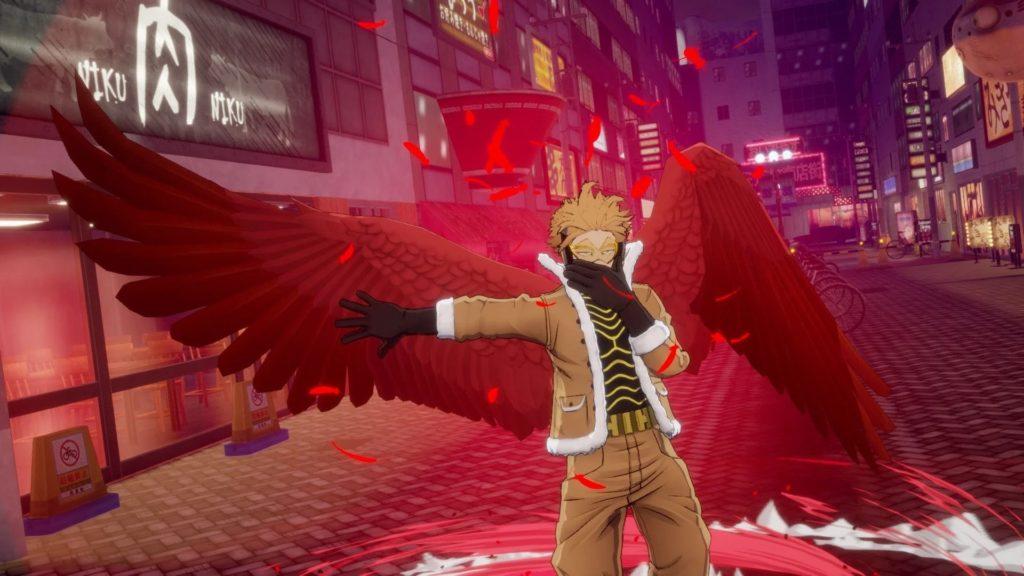 My Hero One's Justice 2 - Hawks 03