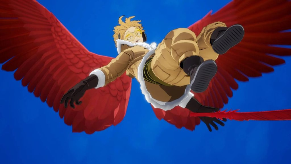 My Hero One's Justice 2 - Hawks 04