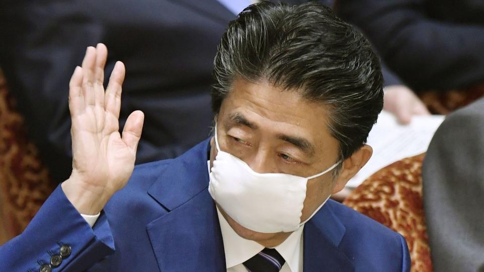 Primer Ministro de Japón - Shinzo Abe (Coronavirus Japón)