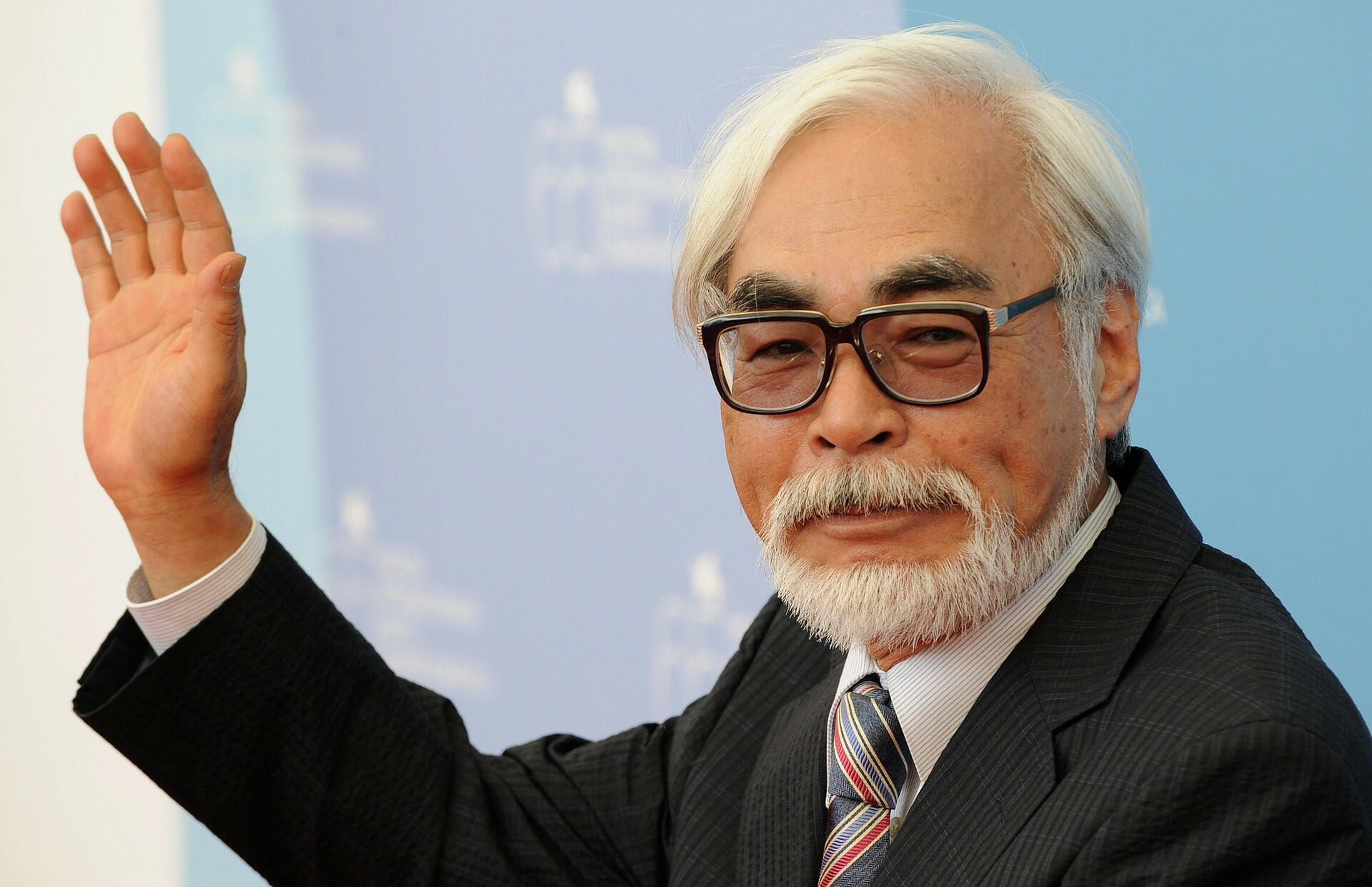 Hayao Miyazaki - Portada