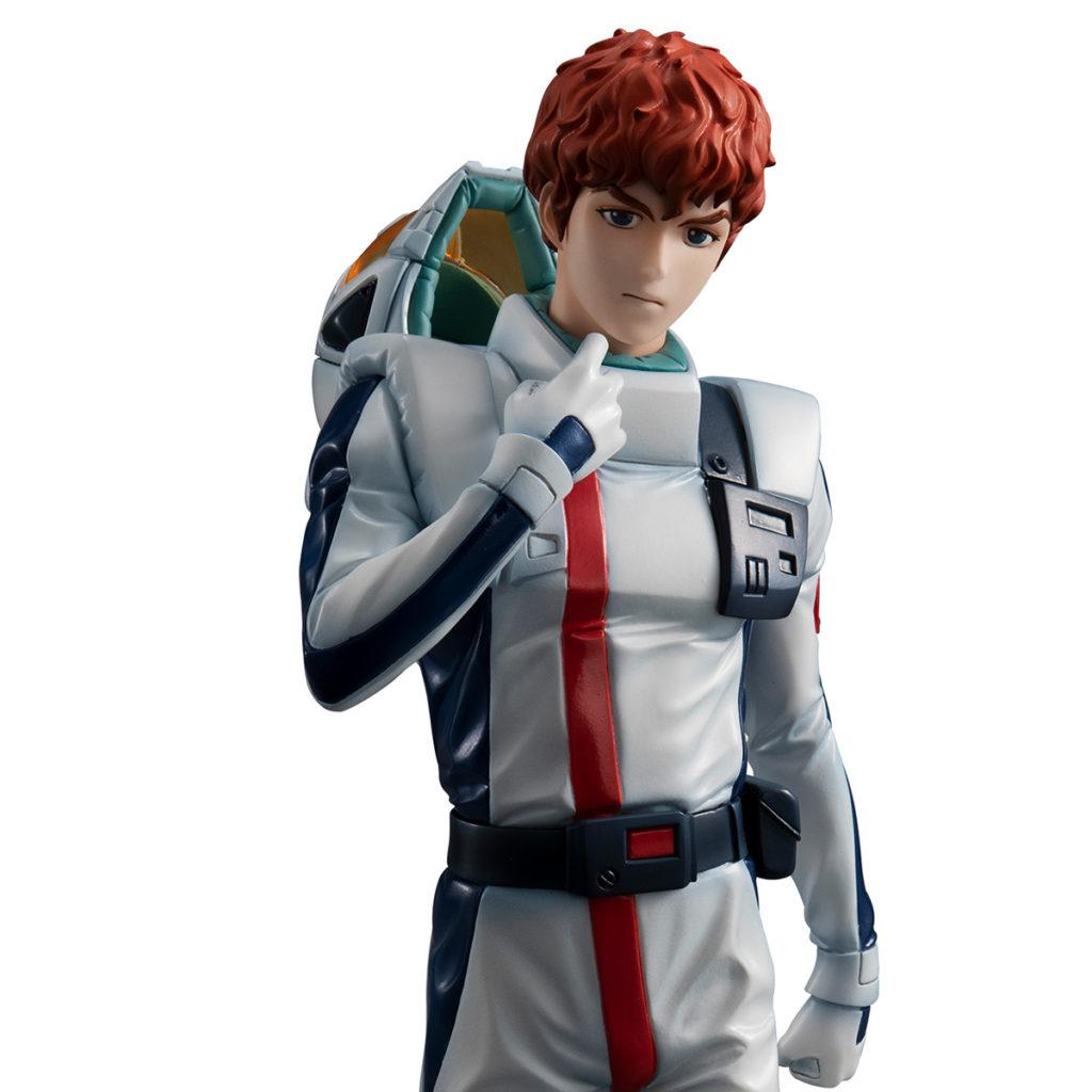 Amuro Ray - Mobile Suit Gundam - Figura - 02
