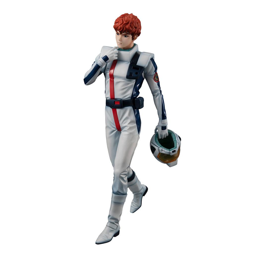 Amuro Ray - Mobile Suit Gundam - Figura - 04