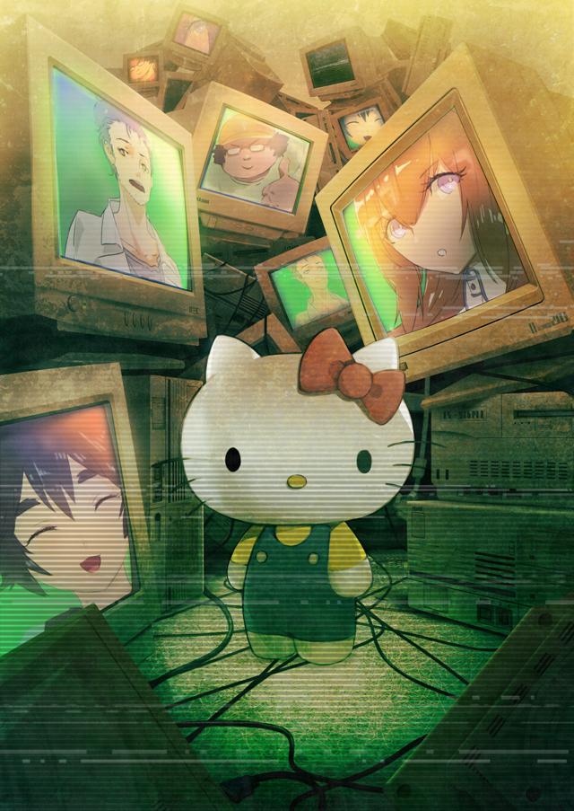 Steins;Gate x Sanrio