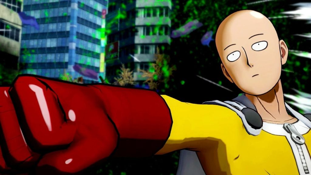 Frame: One Punch Man: A Hero Nobody Knows