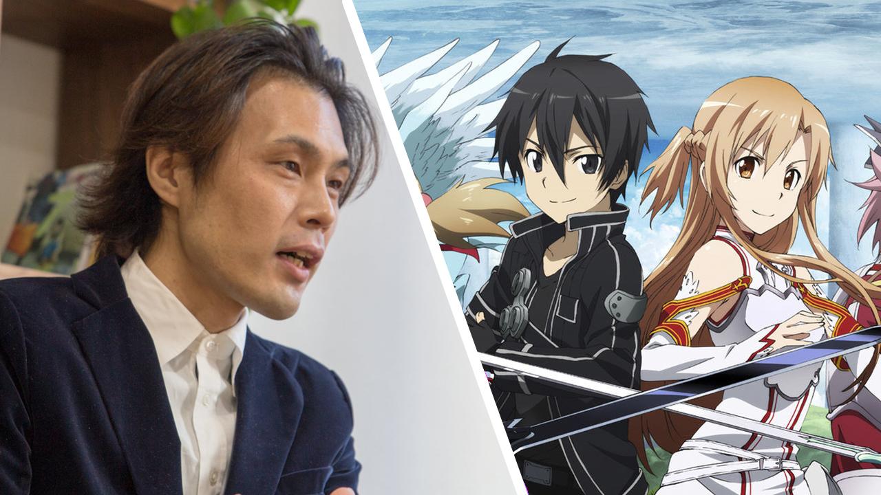 El editor de Sword Art Online está escribiendo su propia novela