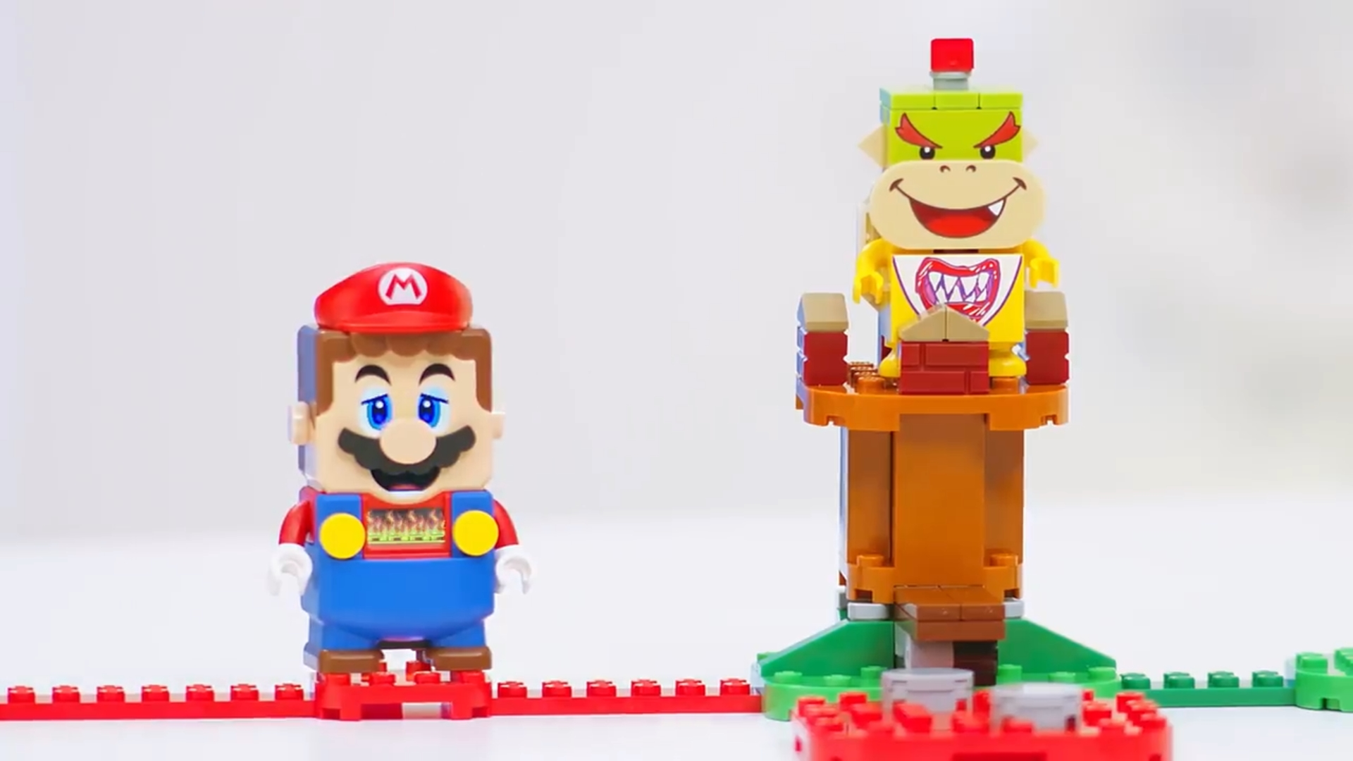 LEGO Super Mario - Portada