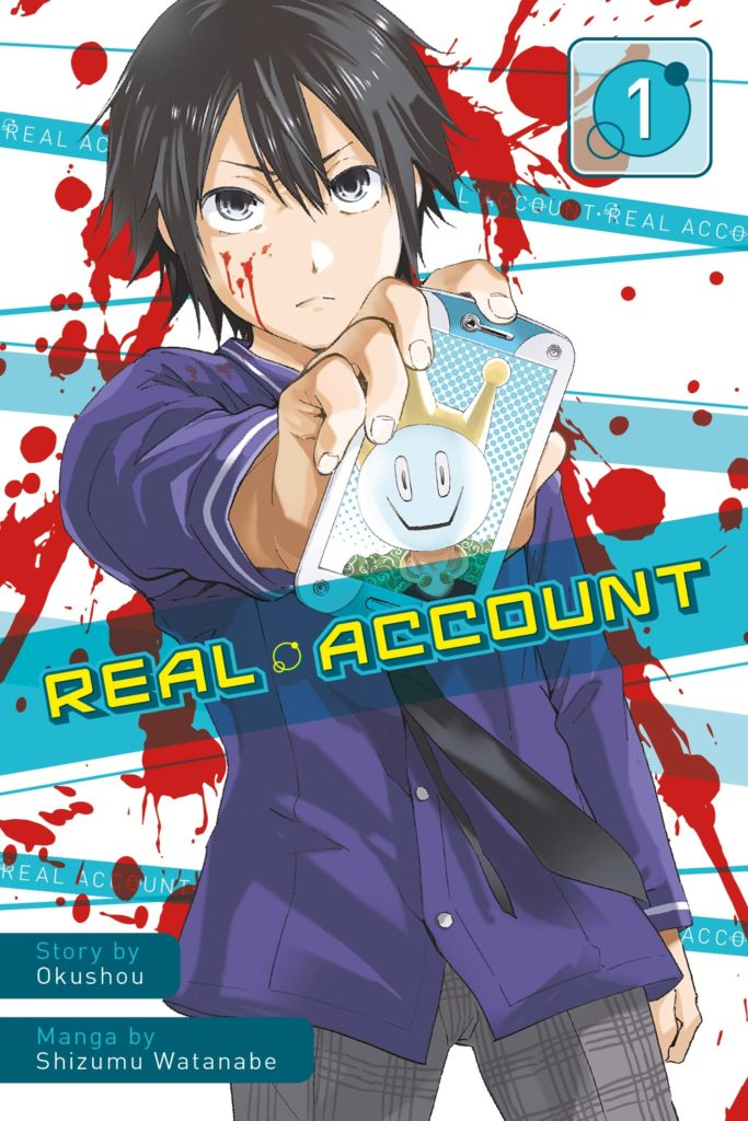 Real Account - Volume 1