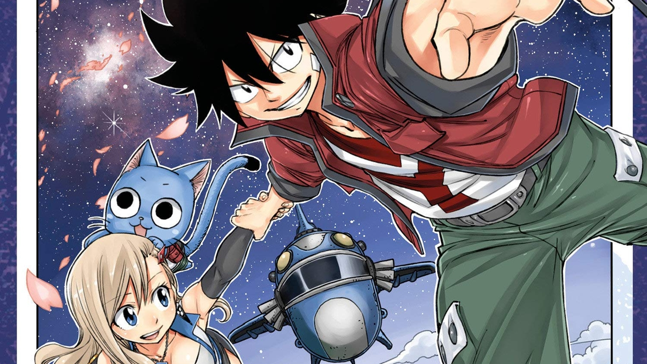 El manga Edens Zero podría ser adaptado al anime — Kudasai