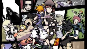 the world ends
