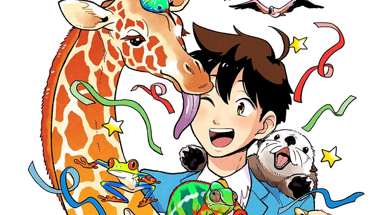 ▷ Tenchi Souzou Design-bu anime reveals new visual 〜 Anime Sweet 💕