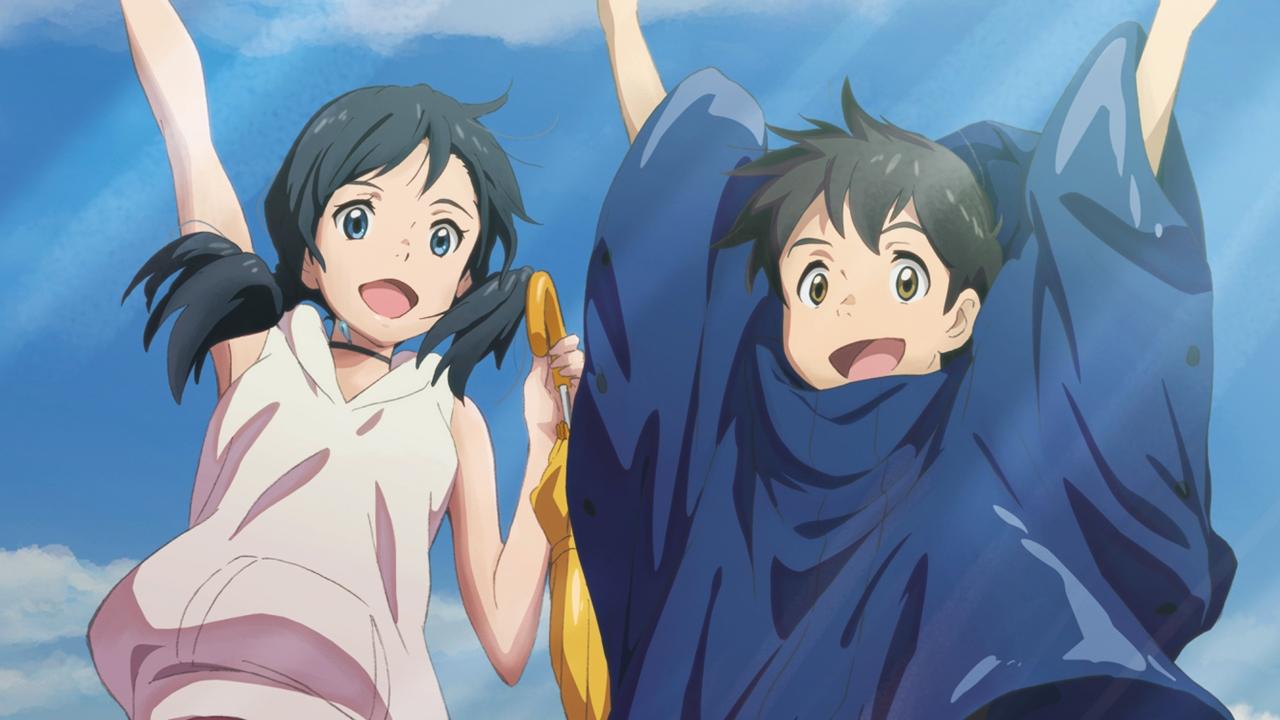 Weathering With You (Tenki no ko) - Cinema, Movie, Film