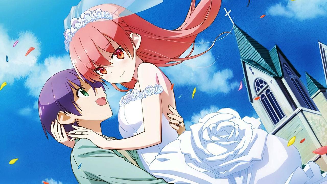 El anime Tonikaku Kawaii revela un nuevo visual — Kudasai