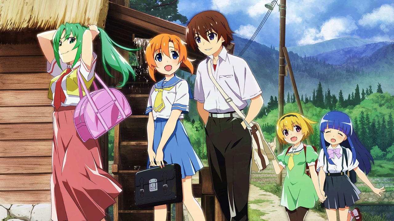 Higurashi No Naku Koro Ni Anime Reveals New Trailer Anime Sweet