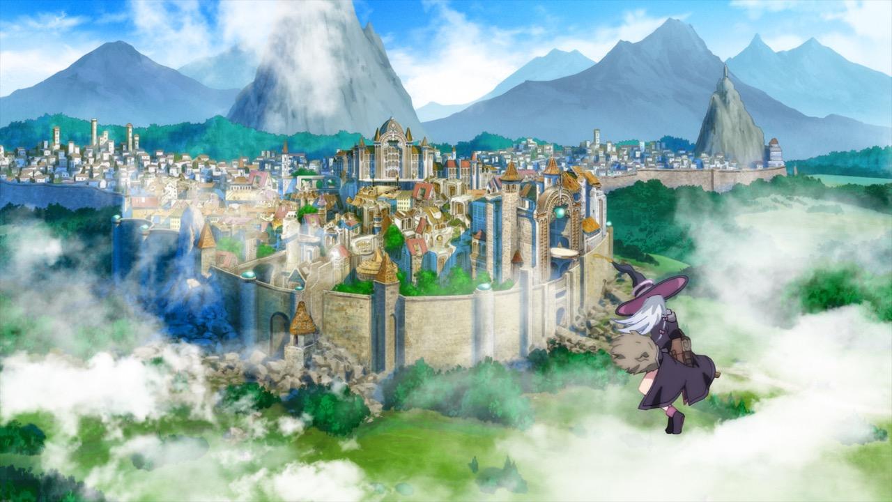 Majo no Tabitabi - Chapter 2
