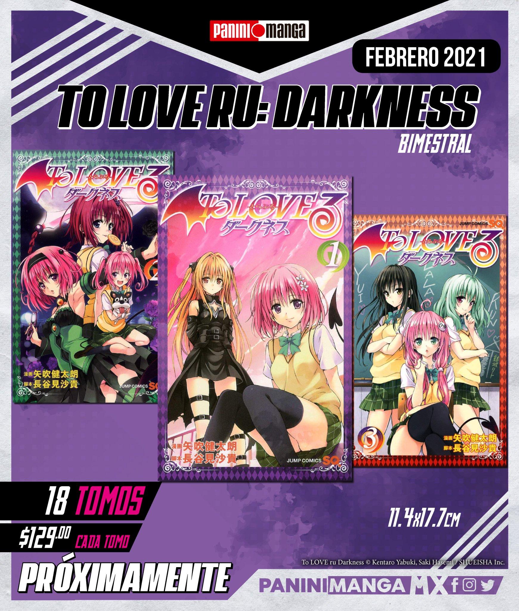 To LOVE-Ru Darkness