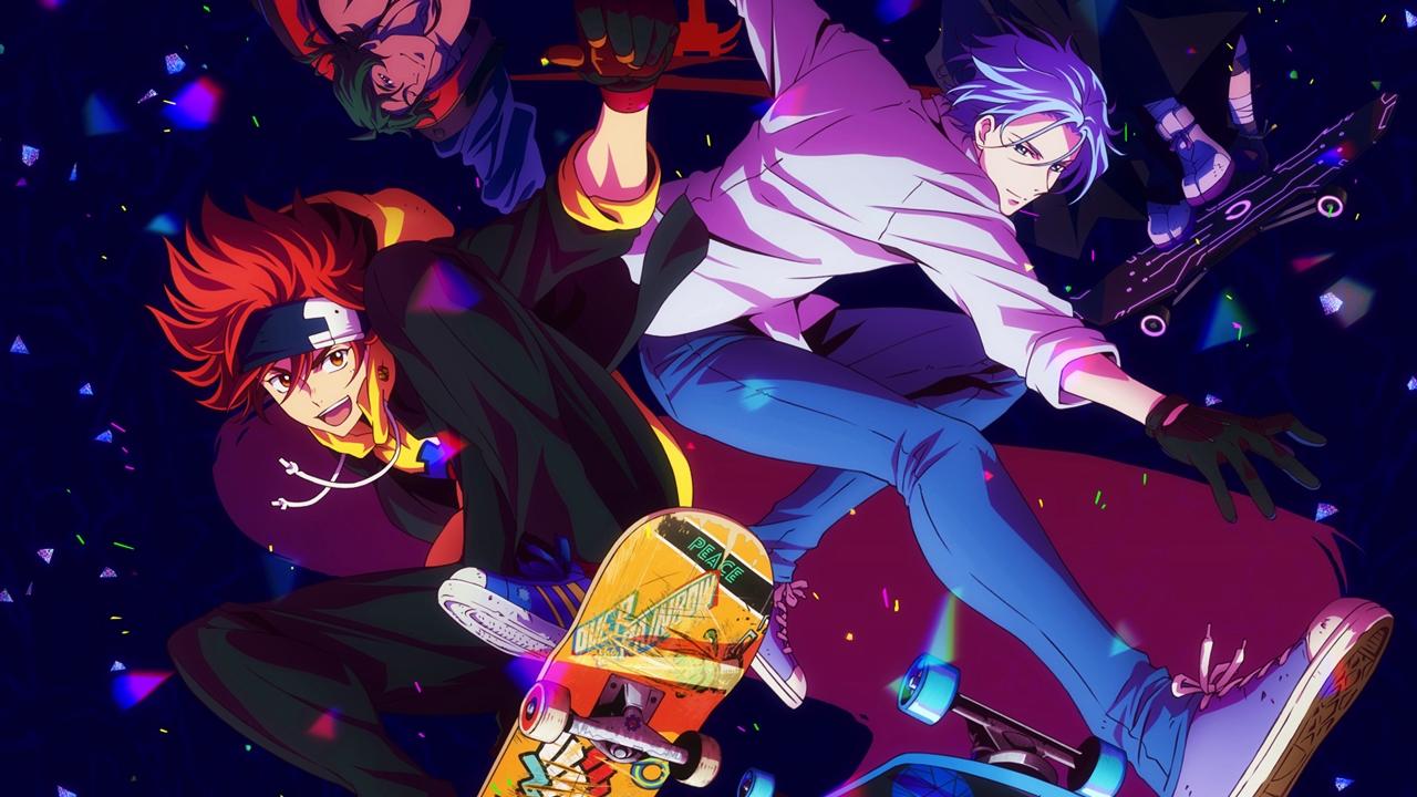 Original SK8 the Infinity Anime reveals new visuals ...