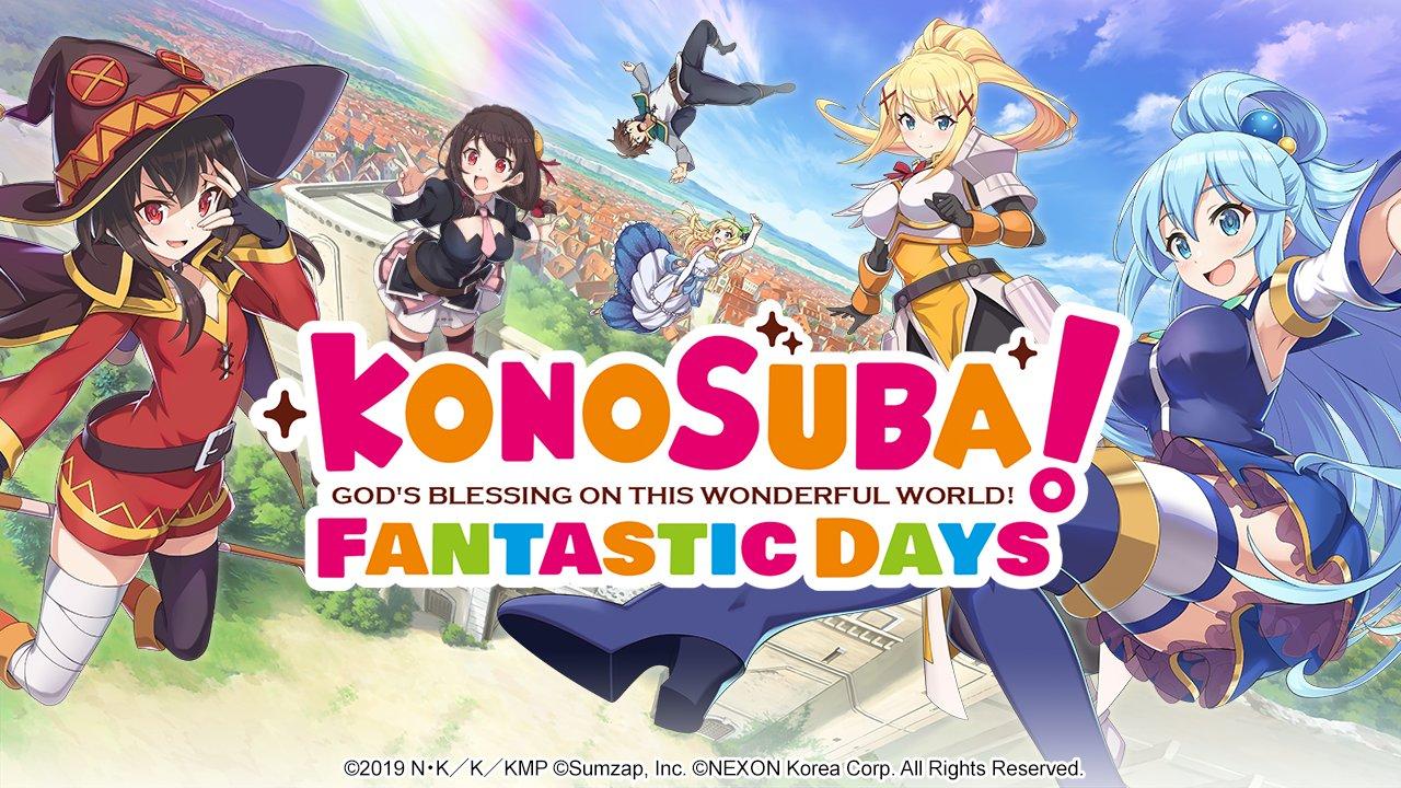 KonoSuba! Fantastic Days