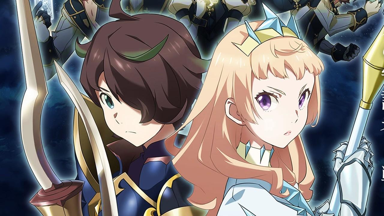 ▷ Seven Knights Revolution: Eiyuu no Keishousha Anime Reveals New Image 〜  Anime Sweet 💕