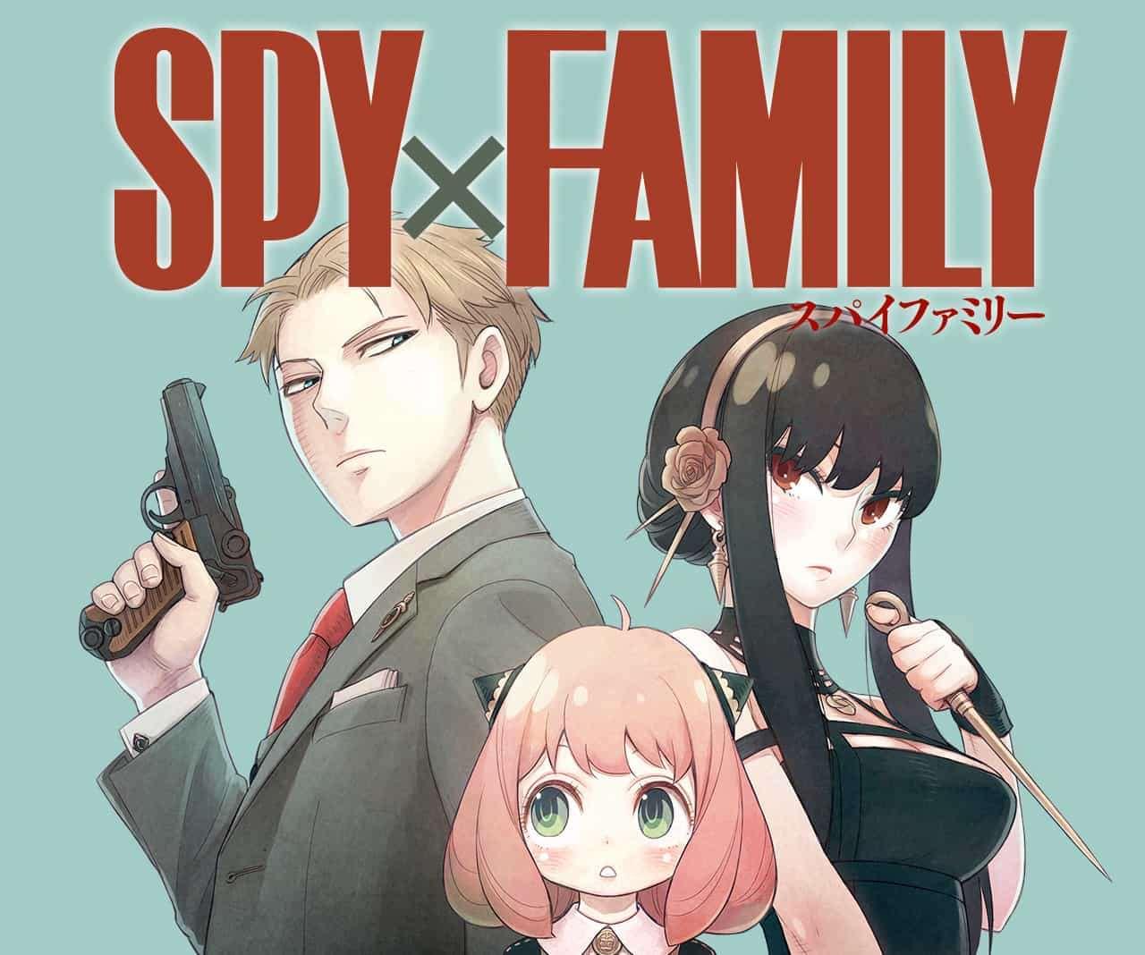 SPY x FAMILY