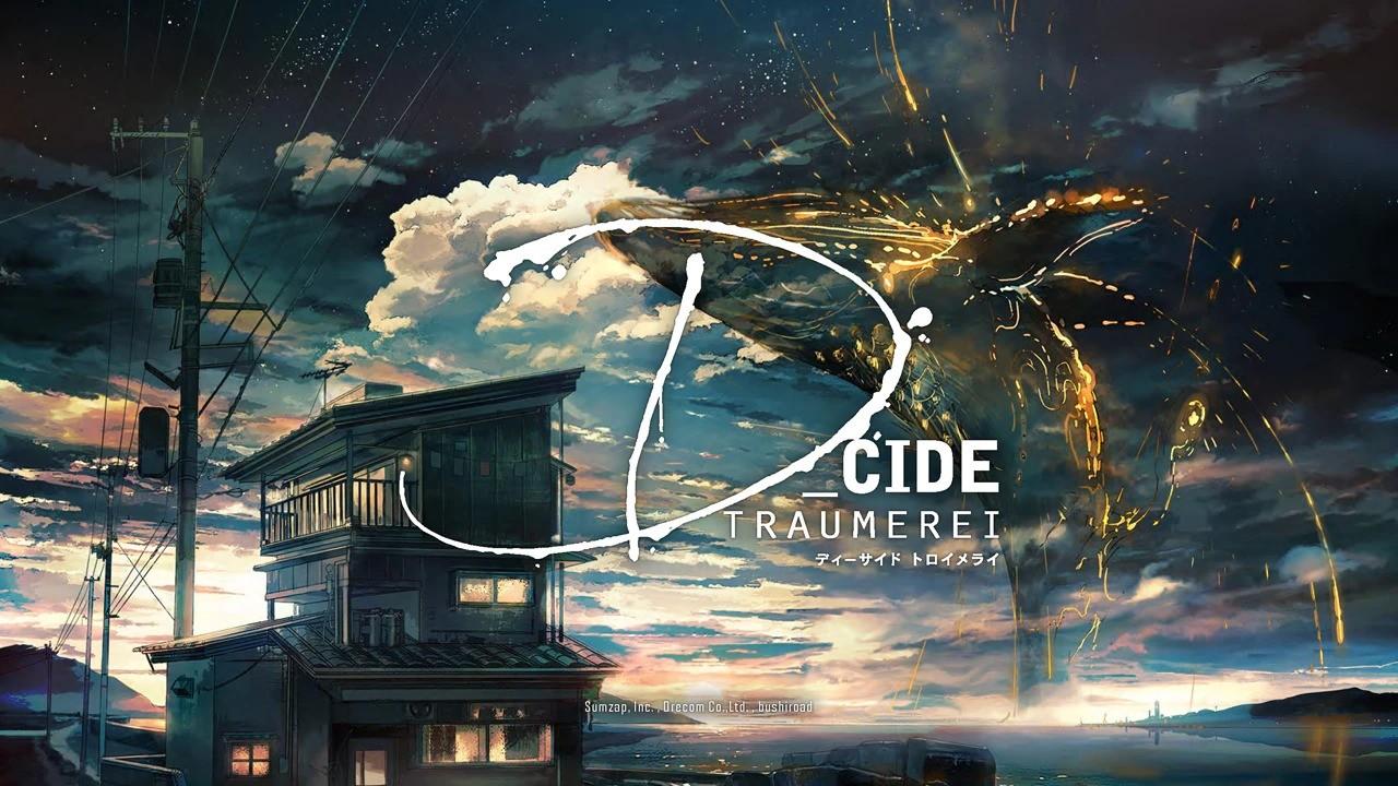 dcide001 - Bushiroad anuncia D_Cide Traumerei, projeto de um jogo e animê original