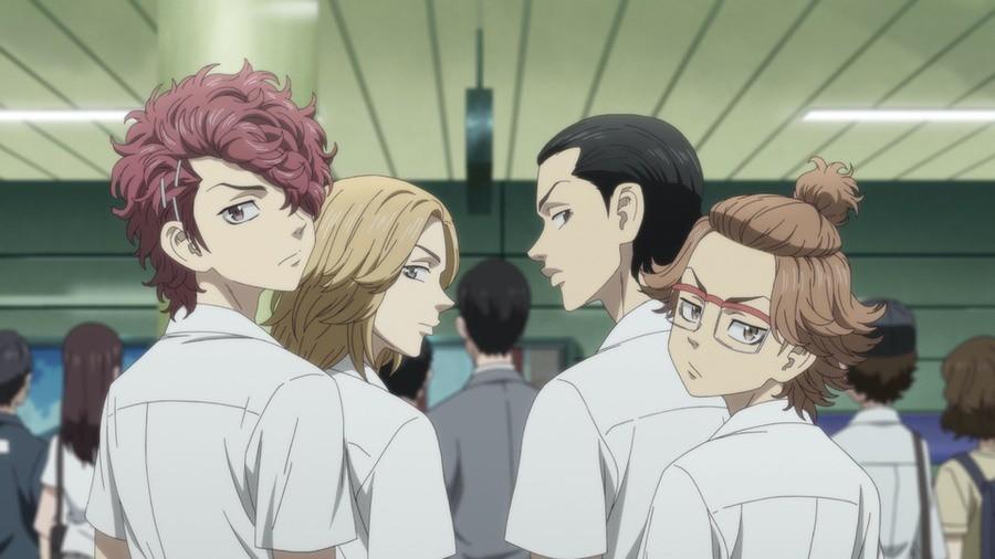 Tokyo Revengers  capítulo uno