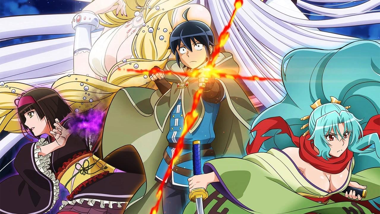 Tsukimichi -Moonlit Fantasy- Anime revela mais 3 membros do elenco
