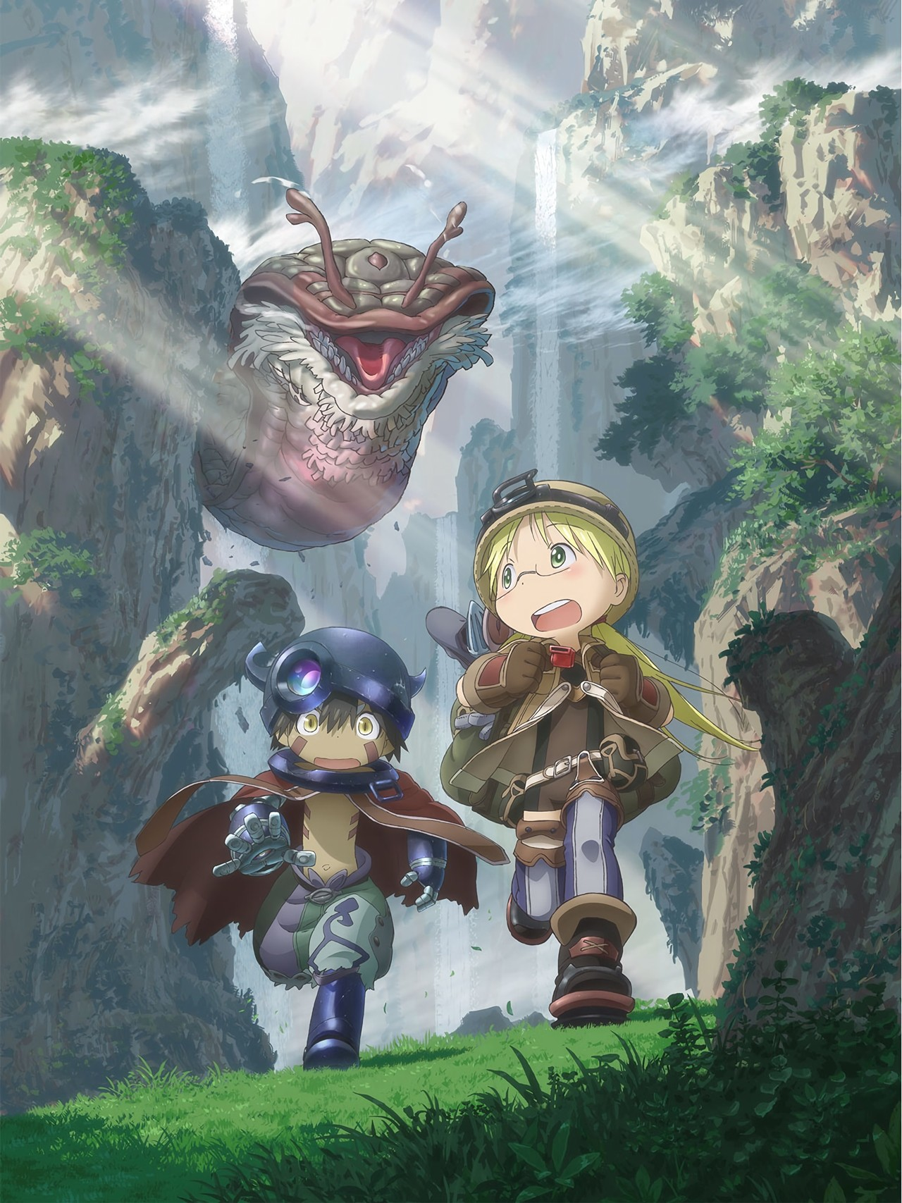Made in the abyss