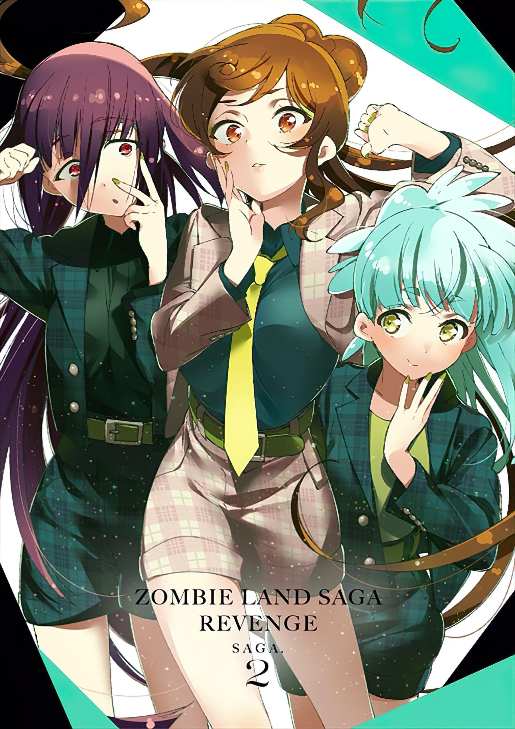 Zombieland Saga: Revenge