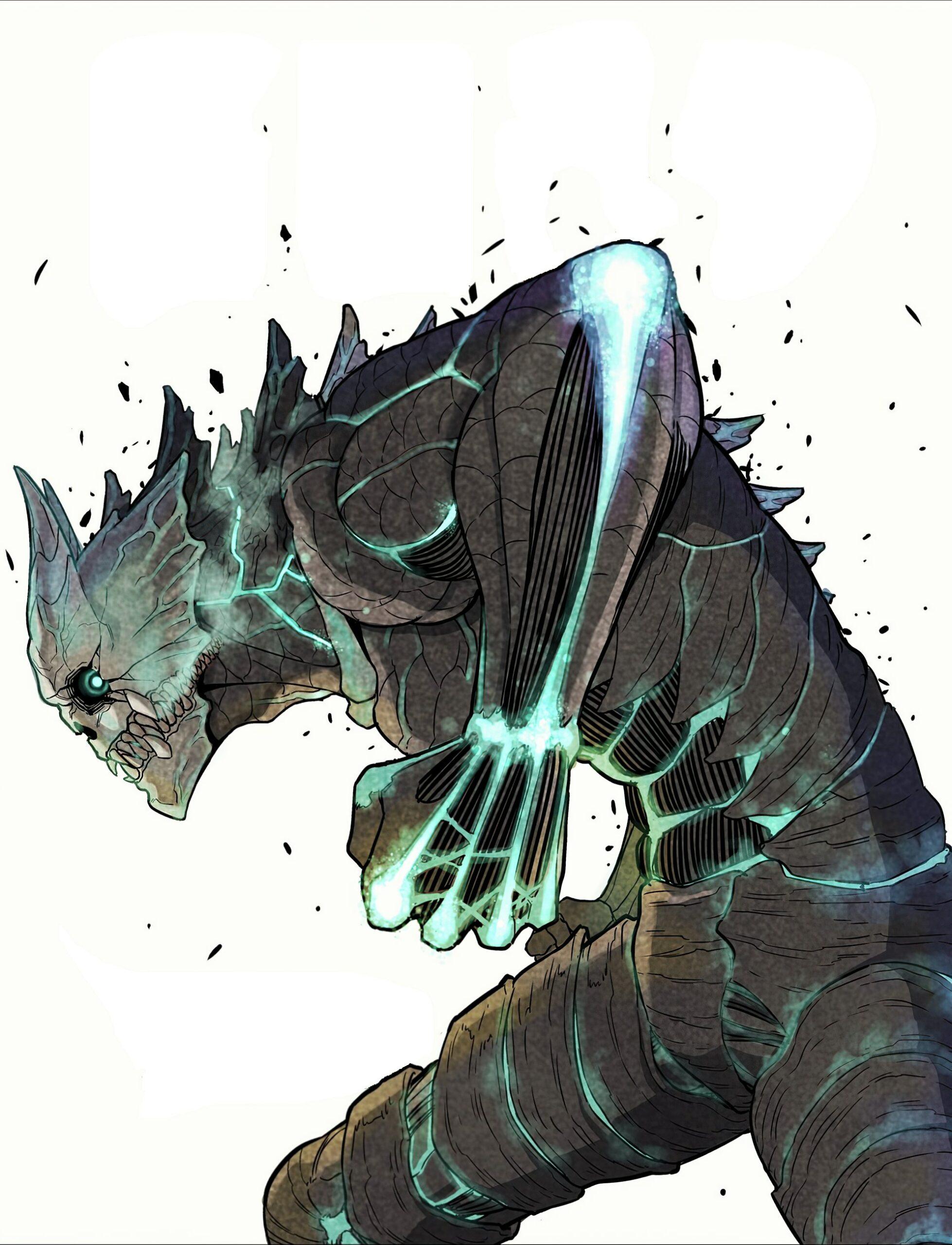 Kaijuu 8-gou