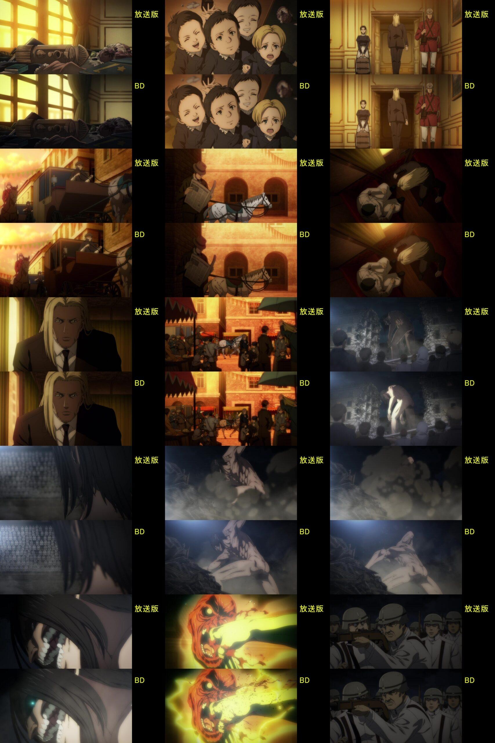 A1 12 scaled - Correções do Anime Shingeki no Kyojin: The Final Season no Blu-ray/DVD.