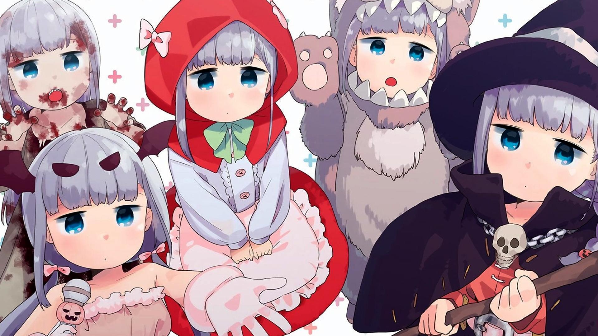 video promocional y fecha de estreno del anime Aharen-san wa Hakarenai