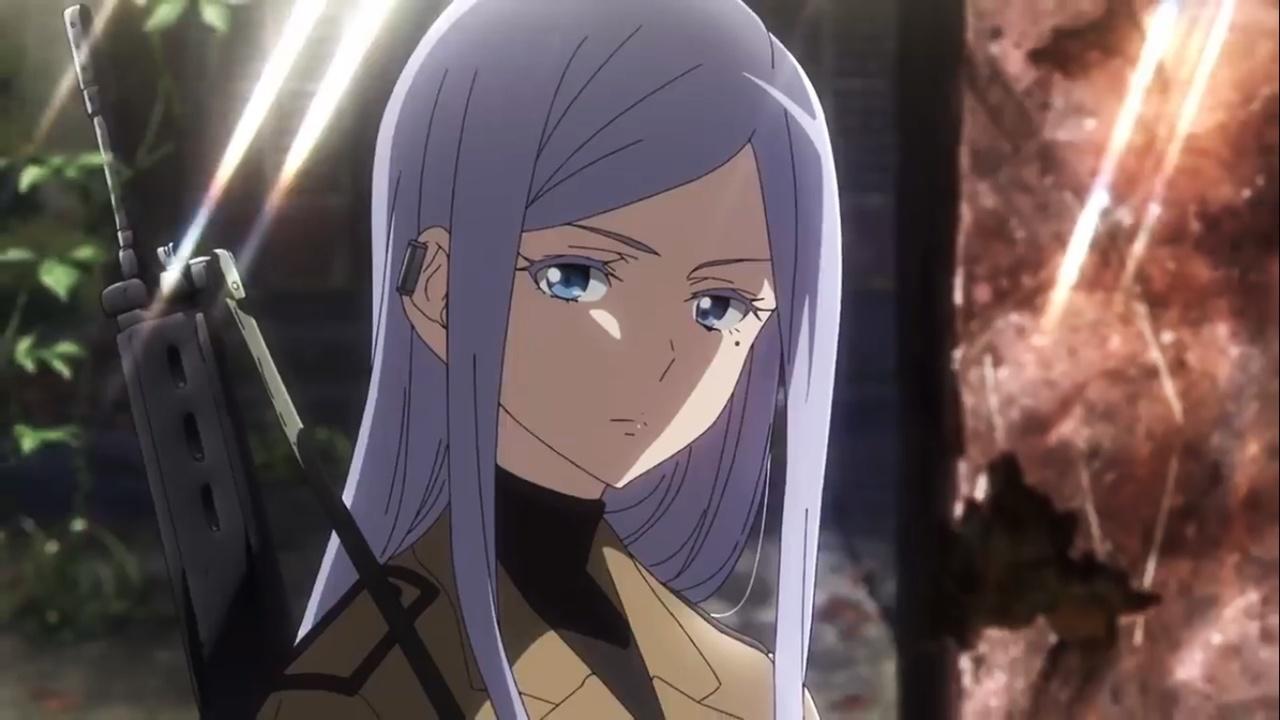 Saori Hayami comentó sobre su participación en el anime 86: Eighty-Six