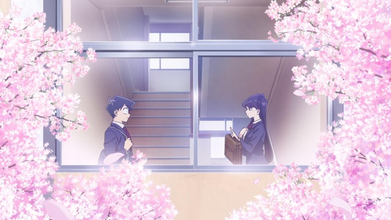 Komi-san Can't Communicate - Capítulo 1